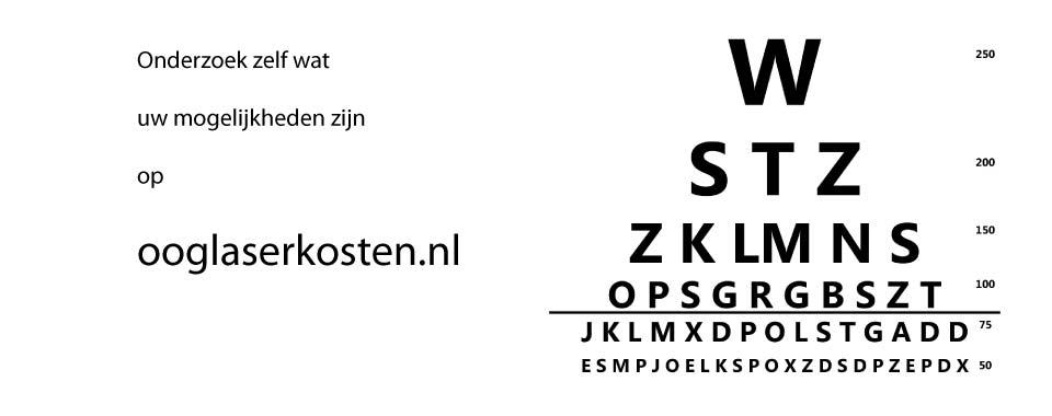 Zelf onderzoeken op ooglaserkosten.nl